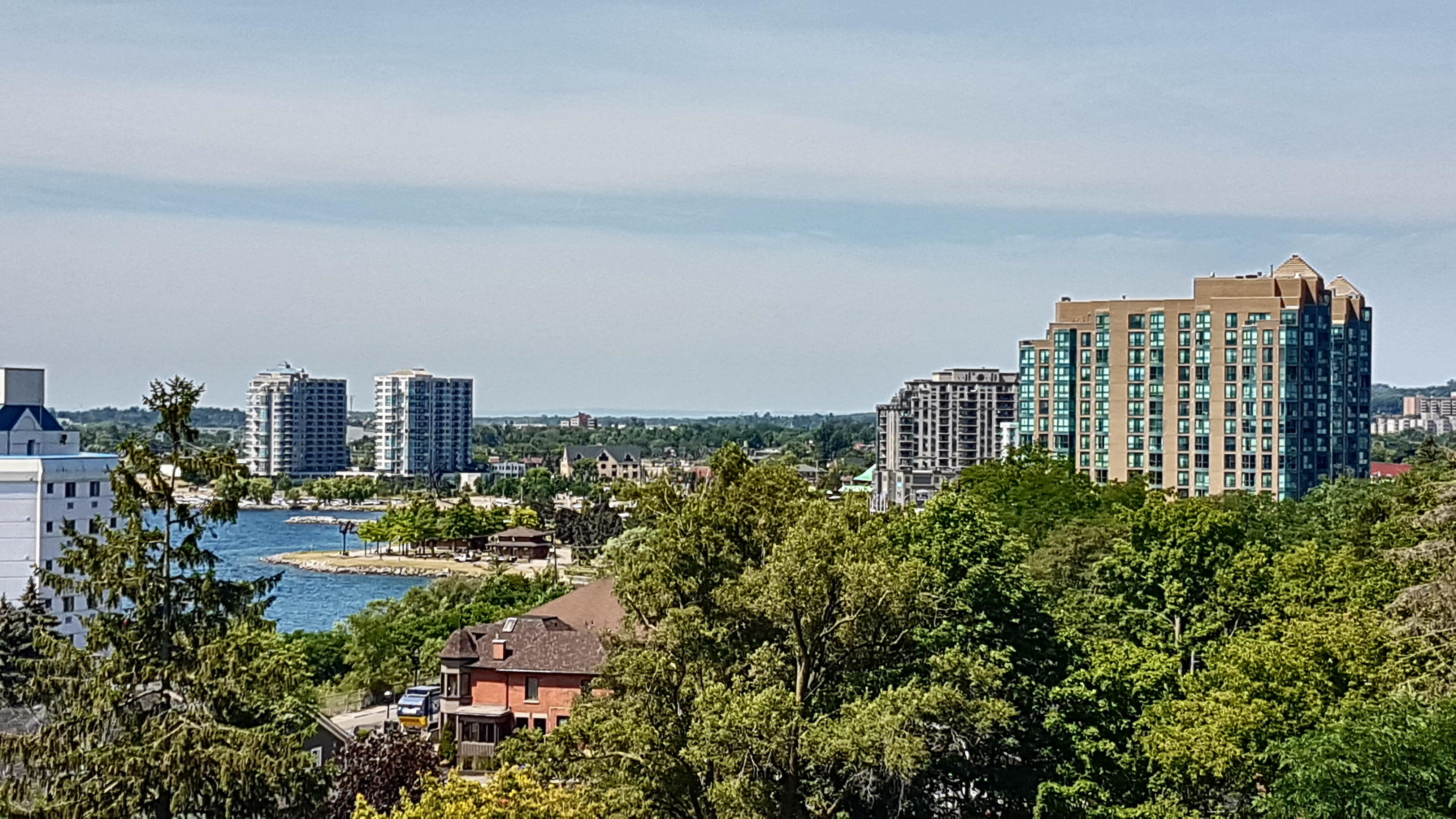 First Quarter (Q1) 2021 Summary - Barrie Waterfront & Downtown