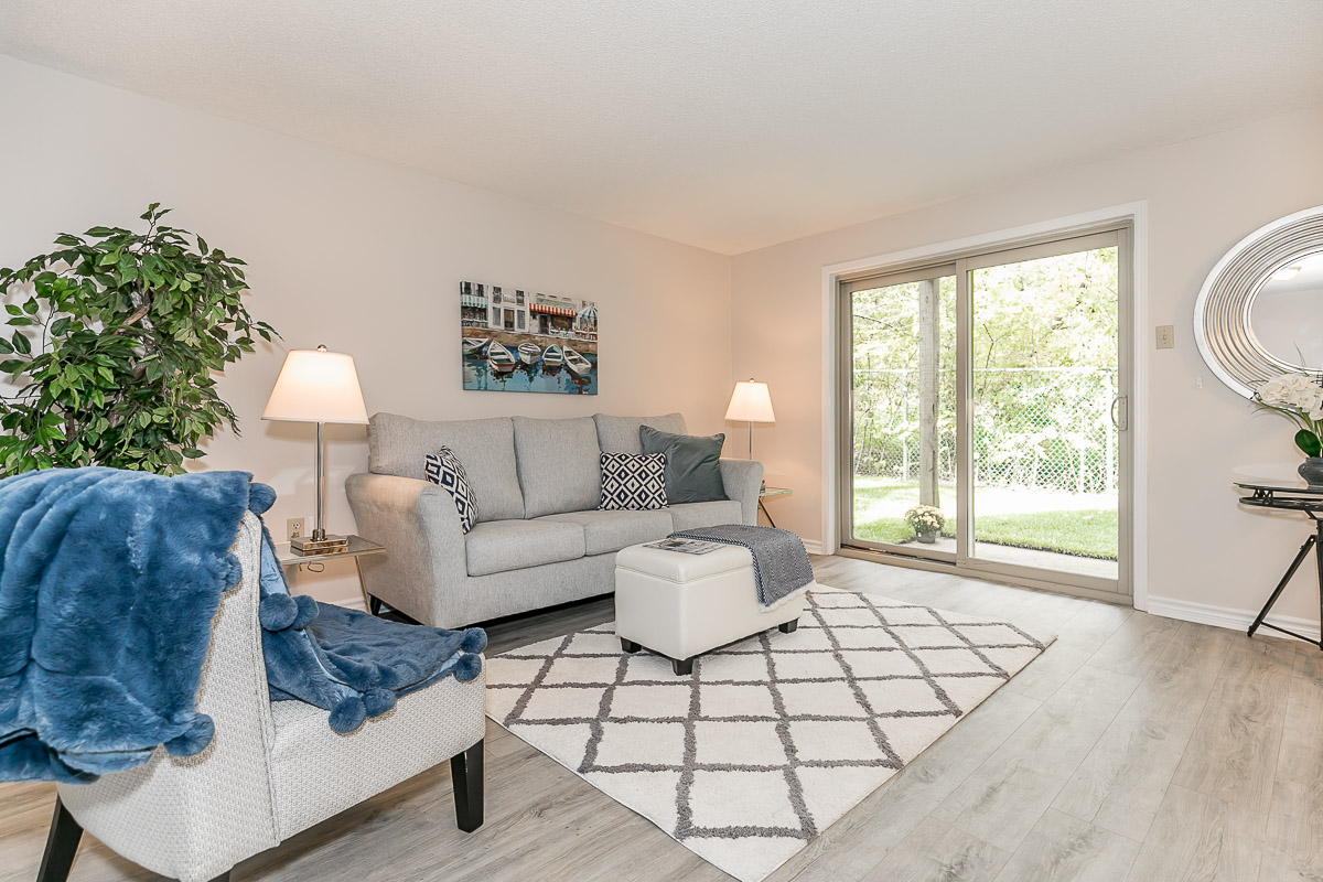 FOR SALE - 2 Bedroom with Private Backyard