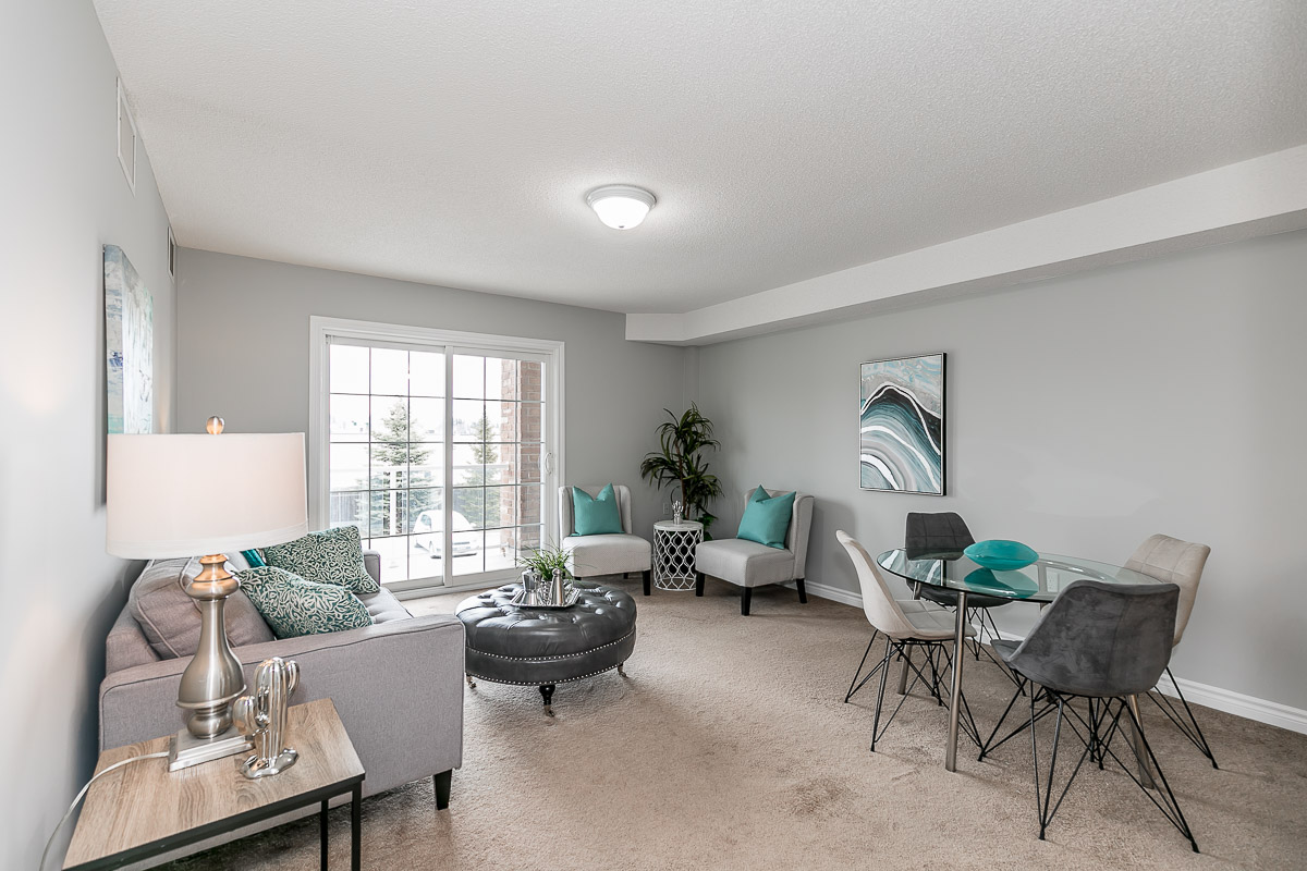 SOLD OVER ASKING - 1 Bedroom Condo Just Off Bayfield Street