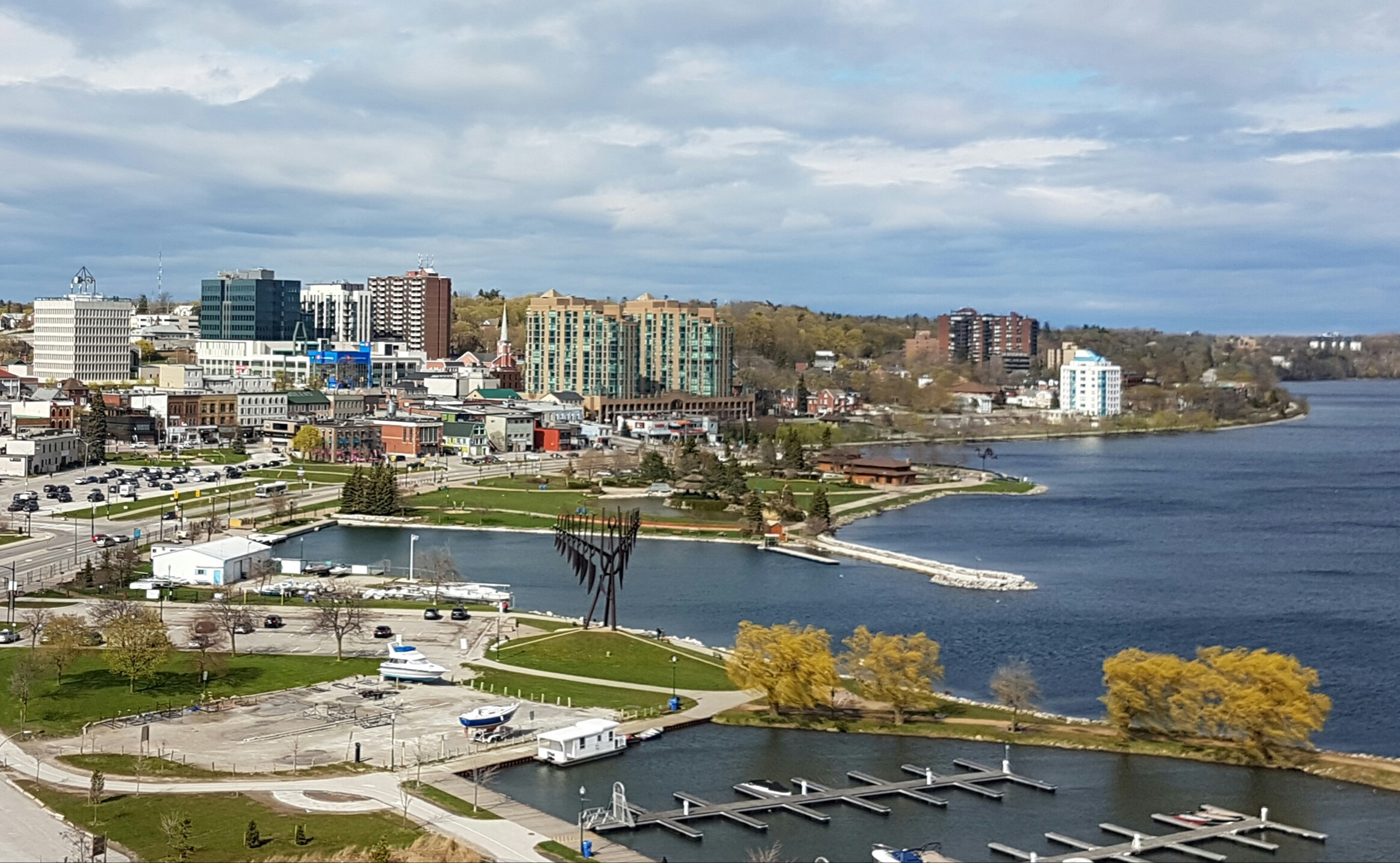 Condo Update for Barrie's Waterfront Community