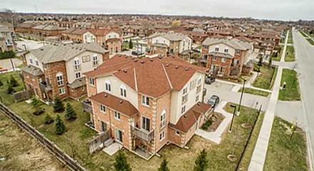 East Side Village Condos / 133 135 137 & 139 Sydenham Wells &  11 13 15 17 19 Cheltenham Rd
